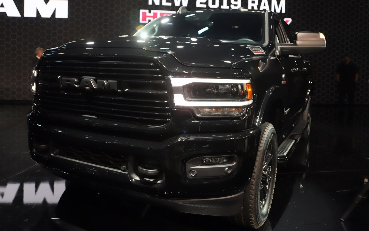 Here Is Your 2019 RAM Heavy Duty Features Guide And Towing Chart: